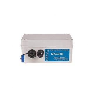 enregistreur autonome MAC03R-USB