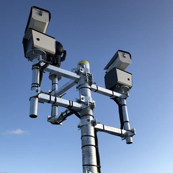 système de surveillance des feux adelie