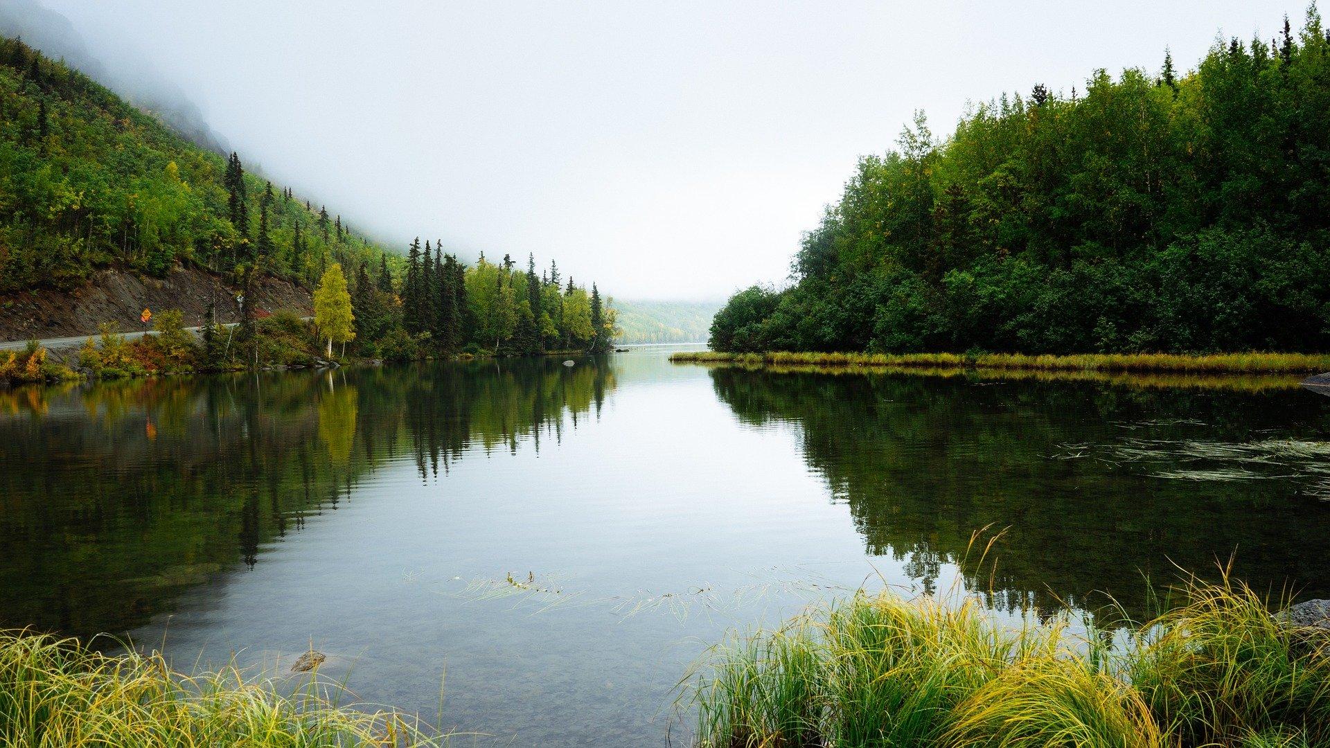 Control del agua en el medio natural